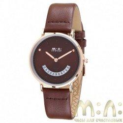 Наручные часы MN2052coffee