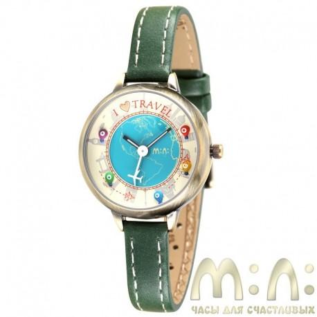 Наручные часы MN2047green