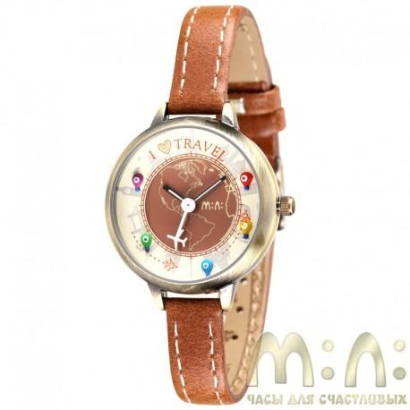 Наручные часы MN2047brown