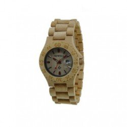 Деревянные часы Bewell ZS-W101AL