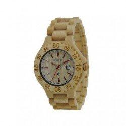 Деревянные часы Bewell ZS-W101BG