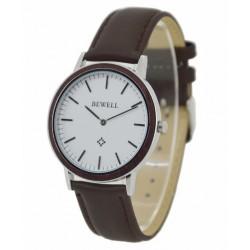 Деревянные часы Bewell ZS-W1051 (red rosewood)
