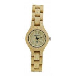 Деревянные часы Bedate ZS-W123A (maple)