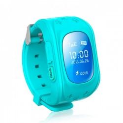 Детские часы с GPS Baby Watch Q50 (голубые)