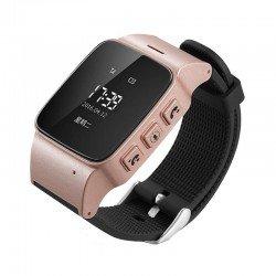Взрослые часы с GPS EW 100 1 розовое золото