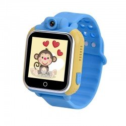 Smart Baby Watch Wonlex GW1000 blue