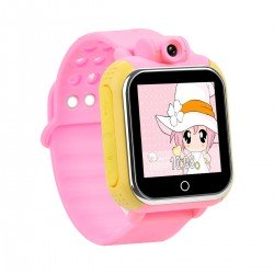 Smart Baby Watch Wonlex GW1000 pink