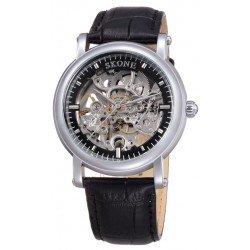 Наручные часы скелетоны Skone S80008-1-A автоматические