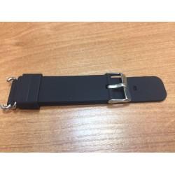 Ремешок для детских часов GPS Q90 (черный)