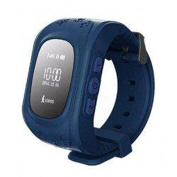 Детские часы с GPS Baby Watch Q50 (синие)