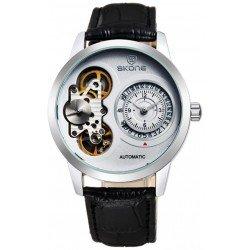 Наручные часы скелетоны Skone S80058-1 автоматические