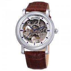 Наручные часы скелетоны Skone S80008-1-C автоматические