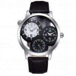 Наручные часы Skone 9274-1 с тремя циферблатами