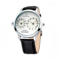 Наручные часы Skone 9142-4 с двумя циферблатами