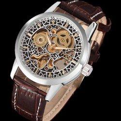 Наручные часы скелетоны Foksy MCE 01-0060042 автоматические