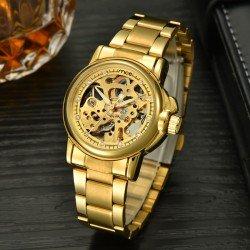 Наручные часы скелетоны Foksy MCE 01-0060176 автоматические