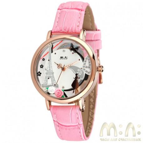 Наручные часы Mini MN2058pink
