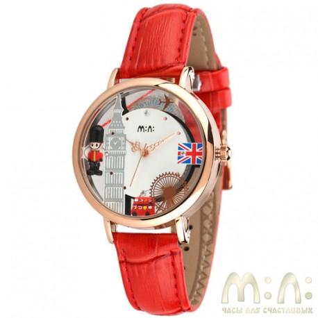 Наручные часы Mini MN2059red