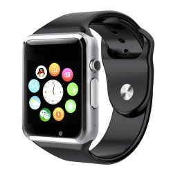 Smart Watch W8 Black (умные часы)