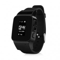 Часы с GPS Smart Watch EW100 black (черные)