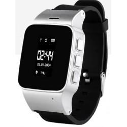 Часы с GPS Smart Watch EW100silver (серебристые)