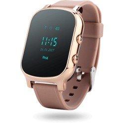 Подростковые умные часы Smart GPS Watch T58 (GW700) золото