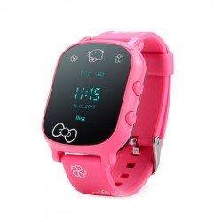 Подростковые умные часы Smart GPS Watch T58 (GW700) розовые