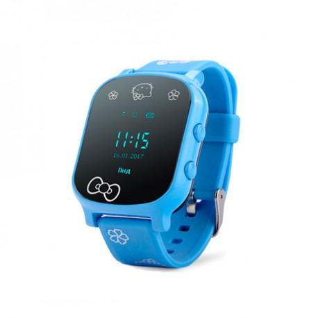 Подростковые умные часы Smart GPS Watch T58 (GW700) Голубые