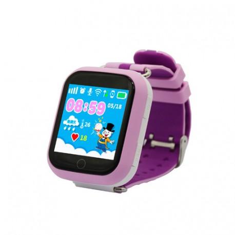 Детские часы Smart Baby Watch GW200S Pink Розовые