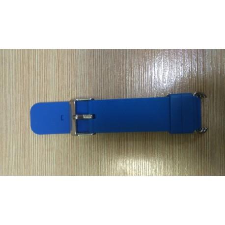 Ремешок для детских часов GPS Q90 (синий)