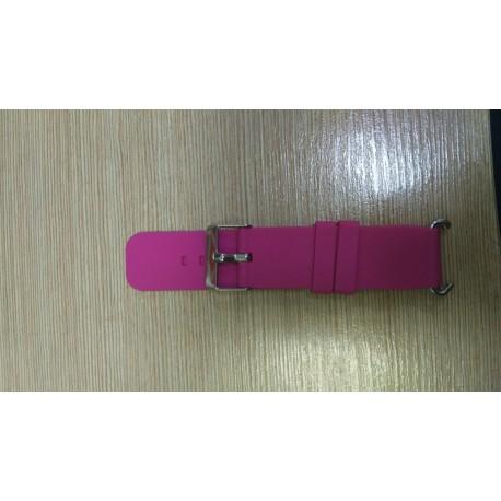 Ремешок для детских часов GPS Q90 (розовый)