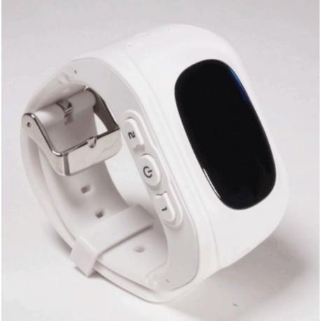 Детские часы с GPS Baby Watch Q50 OLED (белые)