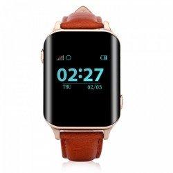 Взрослые часы с GPS EW200 коричневые