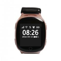 Часы с GPS Smart Watch EW100s golden rose (розовое золото)