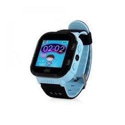 Детские часы с GPS Smart Baby Watch GW500S Голубые
