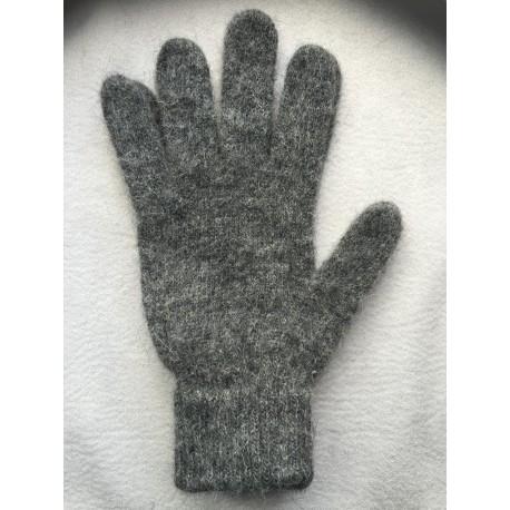 Перчатки мужские Серые