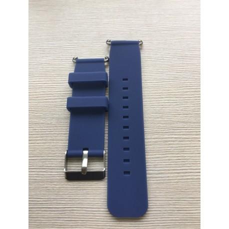 Ремешок для детских часов GPS Q90 (темно-синий)