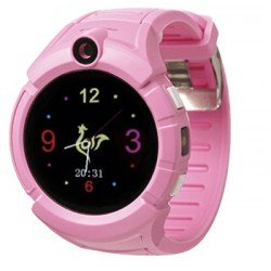 Smart Baby Watch GW600 pink (розовые)