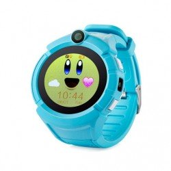 Smart Baby Watch GW600 blue (голубые)