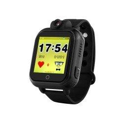 Детские часы с GPS Wonlex Smart Baby Watch GW1000 (черные)