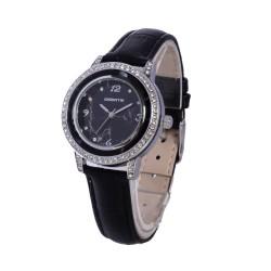 Деревянные часы Bewell ZS-1065A (Black)