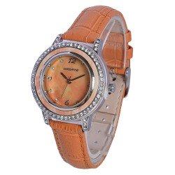 Деревянные часы Bewell ZS-1065A (Brown)