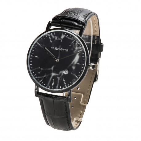 Деревянные часы Bewell 1059AG (black)