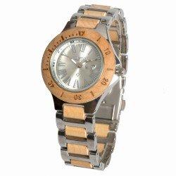 Деревянные часы Bedate ZS-W1046L (maple)