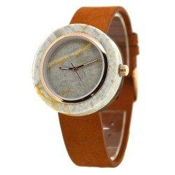Наручные часы Bewell ZS-W133A (мрамор, кожа)