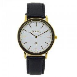 Деревянные часы Bewell ZS-W1051 (black sandal)