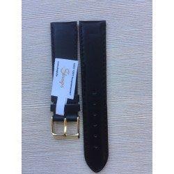 Ремень кожаный РК-20-05-02 чёрный