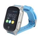 Детские часы с GPS GW1000S голубые