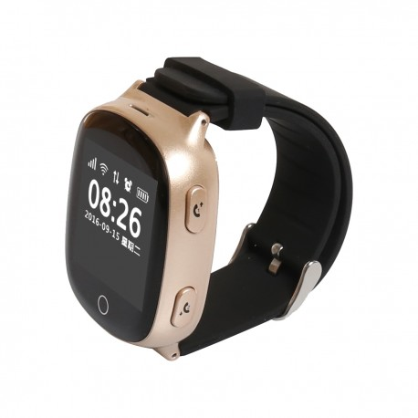 Часы с GPS Smart Watch EW100s gold (золото)