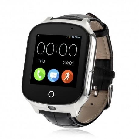 Детские часы с GPS GW1000S черные